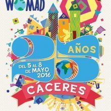 WOMAD Cáceres 2016
